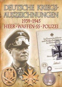 Deutsche Kriegsauszeichnungen 1939-1945