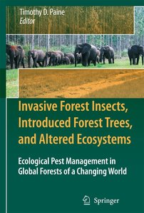 Invasive Forest Insects, Introduced Forest Trees, and Altered Ec