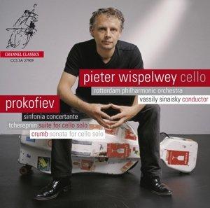 Sinfonia concertante/Suite for Cello Solo