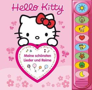 Hello Kitty Meine schönsten Lieder und Reime. 8-Button - Soundbu