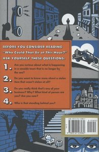 All the wrong questions - \'Who Could That Be at This Hour?\'