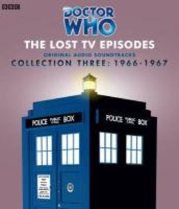 Doctor Who: The Lost TV Episodes Collection 3
