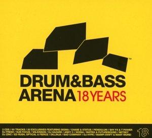 Drum & Bass Arena-18 Years