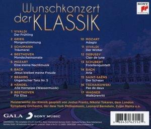 Wunschkonzert der Klassik