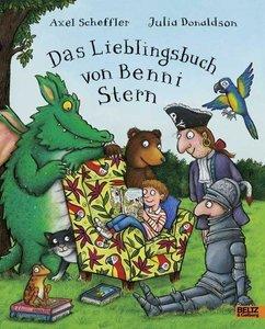 Das Lieblingsbuch von Benni Stern