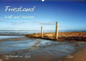 Friesland - Watt und Nordsee