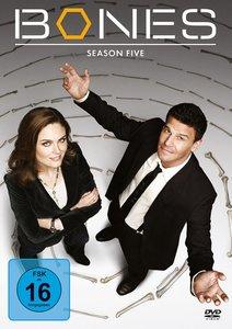 Bones - Die Knochenjägerin - Season 5