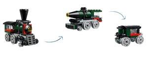 LEGO® Creator 31015 - Lokomotive