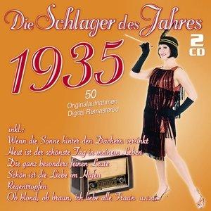 Die Schlager Des Jahres 1935