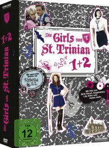 Die Girls von St.Trinian 1 & 2 (DVD)
