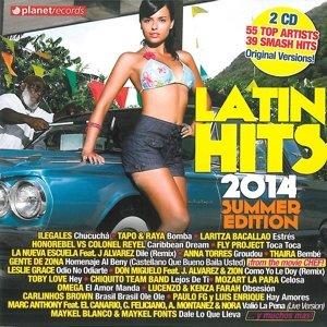 Latin Hits 2014-Summer Edition (2CD)