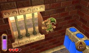 3DS Zelda: A Link Between Worlds. Für Nindento