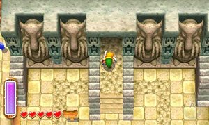 3DS Zelda: A Link Between Worlds. Für Nindento
