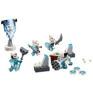 Lego 70230 - Legends of Chima: Eisbärstamm-Set