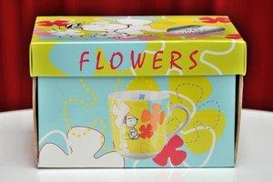 """Best of Snoopy - """"Flowers"""" - Tasse"""