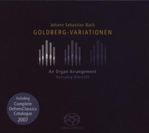 Goldberg-Variationen (Arr.F.Orgel)