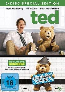 Ted & Ted spricht bairisch