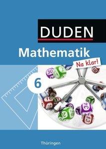 Mathematik Na klar! 6 Lehrbuch Thüringen Regelschule