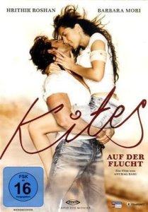 Kites-Auf der Flucht