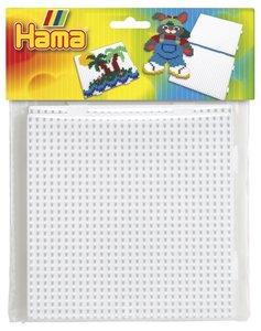 HAMA Stiftplatte 2 Quadrate - zusammensetzen