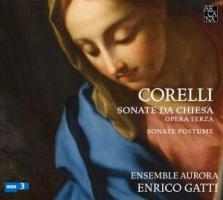 Zwölf Triosonaten op.3 7/Sieben Sonaten Posthum - zum Schließen ins Bild klicken