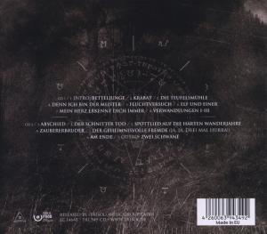 Zaubererbruder-Der Krabat Liederzyklus
