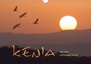 K E N I A (Wandkalender 2016 DIN A4 quer)