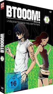 Btooom! - Vol. 3