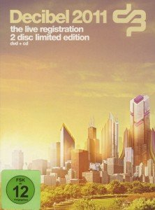 Decibel 2011 (DVD+CD)