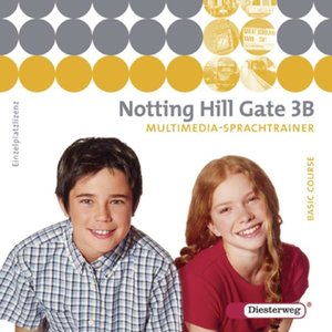 Notting Hill Gate 3 B. Multimedia-Sprachtrainer CD-ROM