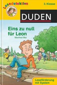 Eins zu null für Leon