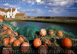 Scottish Delight (Wall Calendar 2015 DIN A4 Landscape)