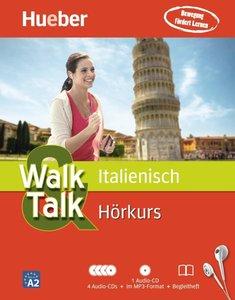 Walk & Talk Italienisch Hörkurs