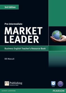 Market Leader. Pre-Intermediate Teacher's Resource Book (with Te