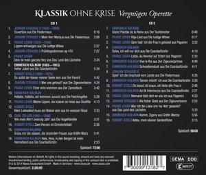 Klassik ohne Krise: Vergnügen Operette