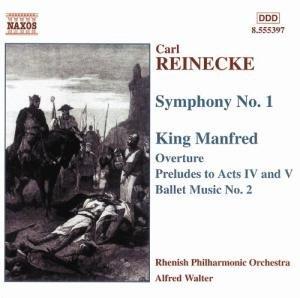 Sinfonie 1/König Manfred