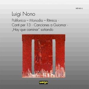 Polifonica-Monodia-Ritmica/Canti per 13/Ca
