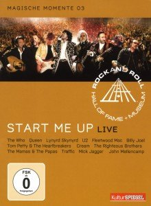Rock and Roll Hall of Fame - Start Me Up