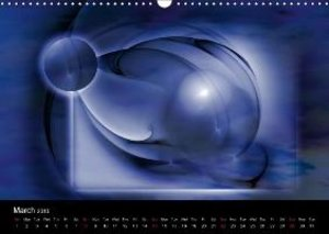 Blue Moments (Wall Calendar 2015 DIN A3 Landscape)
