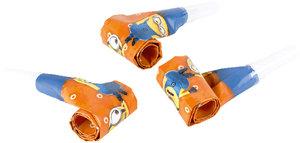 Minions Luftrüssel 6 Stück