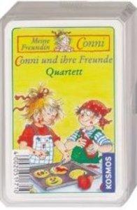 Kosmos 74100 - Conni und ihre Freunde, Quartett