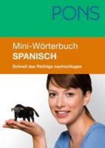 PONS Mini-Wörterbuch Spanisch