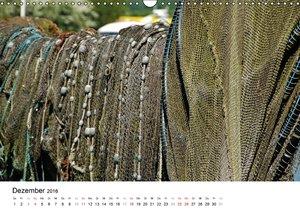 Hafenliebe - Maritime Details (Wandkalender 2016 DIN A3 quer)