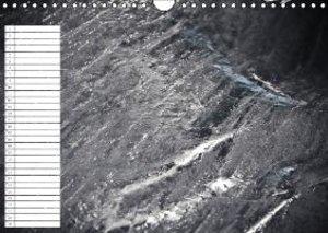 Sous la glace - Chamonix (Calendrier mural 2015 DIN A4 horizonta