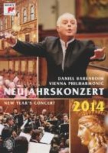 Neujahrskonzert 2014/DVD