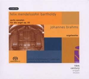 Orgelsonaten op.65/Orgelwerke