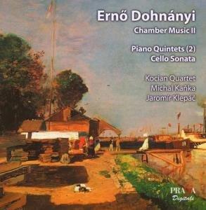 Klavierquintette op.1 & op.26/+