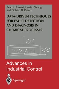 Data-driven Methods for Fault Detection and Diagnosis in Chemica