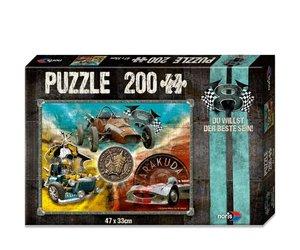 V8 - Puzzle 200 tlg. Motiv 4