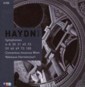 Vol.1 Sinfonien/Piano Concerto